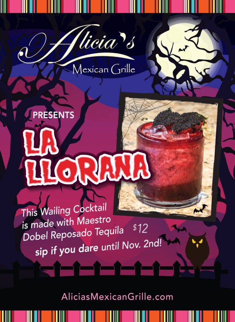 La Llorana Cocktail